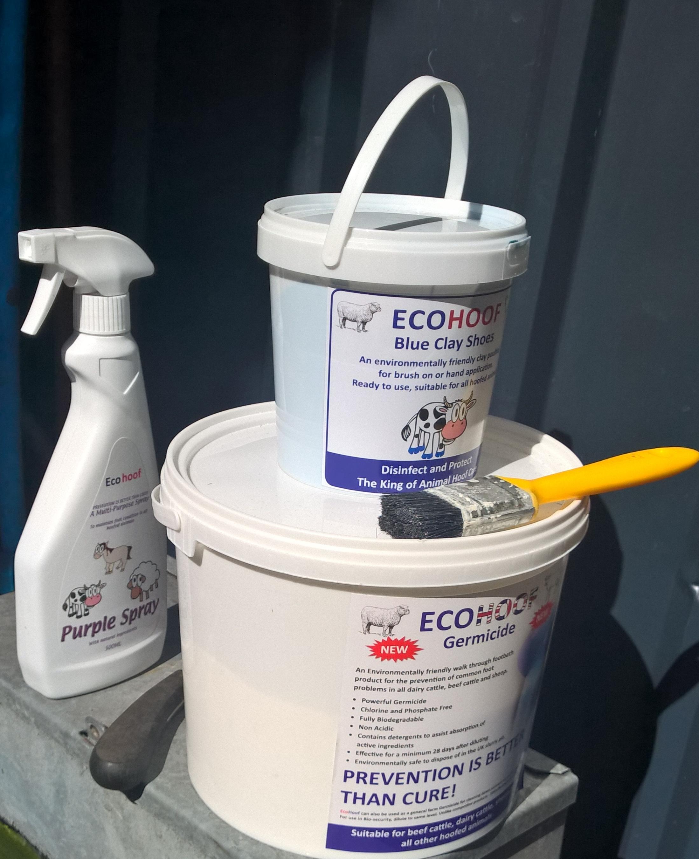 ecohoof products